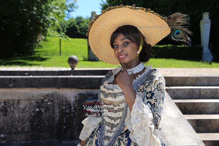 Vaux le Vicomte journée Grand Siècle Costumes Historiques