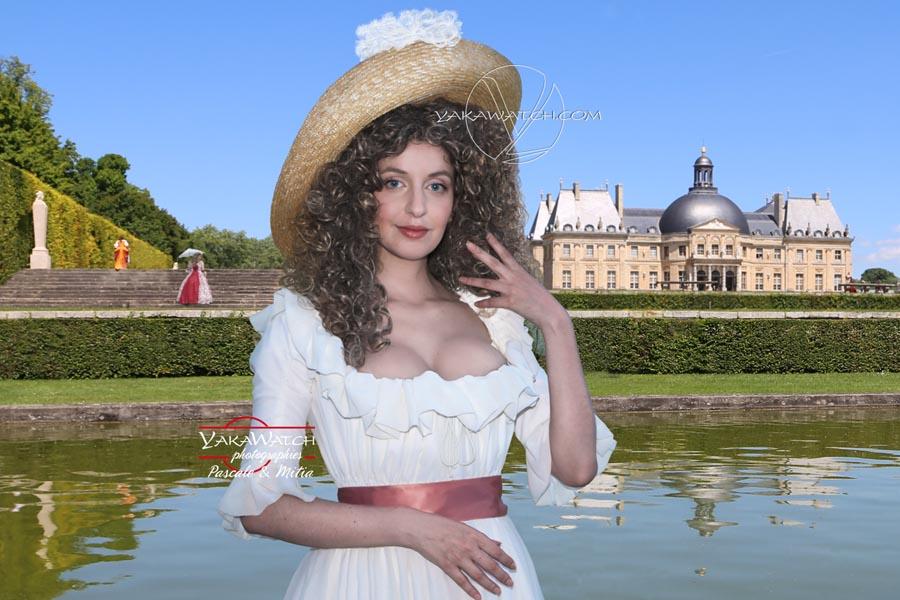 Une journée grand siècle à Vaux le Vicomte en costume historique