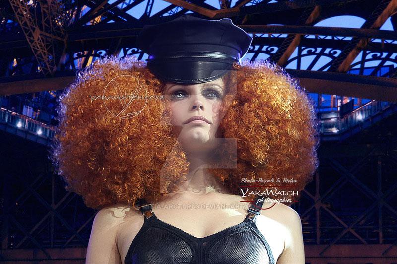 Évènement coiffure beauté photo Mitia-Arcturus Paris